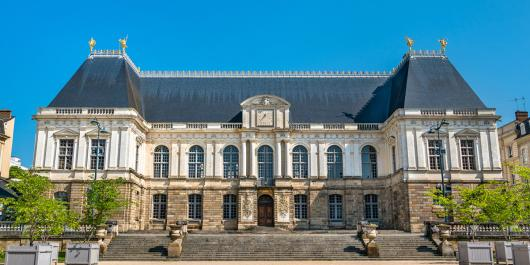 Immobilier neuf à Rennes